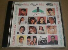 Bailando Con La KQ y Capitol EMI Latin~RARE 1992 Comp CD~Eddie Santiago~Mijares