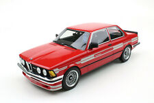 BMW 323 C1 2.3 ALPINA 1983 E21 RED LS COLLECTIBLES LC020C 1/18 RESINE 250 PIECES