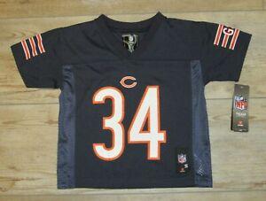 Chicago Bears Walter Payton #34 Football Jersey Kids size 4 - Bears Legend