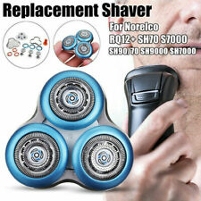 For Philips Norelco Men's Electric Shaver Razor Heads RQ12 SH90/70/ 9000 7000