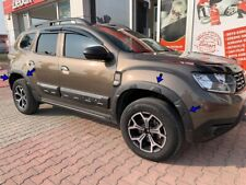 2018Up Dacia Duster Fender Moulding Body Kit 8Pieces(OFF ROAD MODEL)