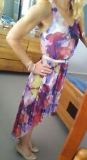 GUESS Hi Low Multicoloured Dress Size XS