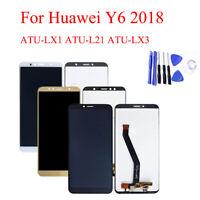 LCD Display Touch Screen Digitizer For Huawei Y6 2018 ATU-LX1 ATU-L21 ATU-LX3