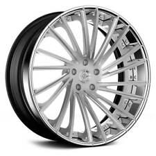 """(4) 19"""" Staggered Lexani Forged Wheels LF Sport LZ-119 Custom Paint Rims(B3)"""