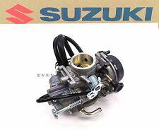 New Genuine Suzuki Carburetor 90-91 DR350S Kickstart OEM Carb #X133
