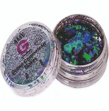 The Edge Nails Green Blue Chameleon Colour Changing Flakes 0.1g Glitter AmyG
