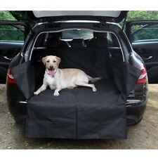 WINTER Heavy Duty Waterproof Car Boot Liner Mat & Bumper Protector Pet Fishing