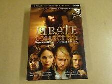 2-DVD BOX / PIRATE COLLECTION - BLACKBEARD - A PIRATE'S HEART ( BBC )