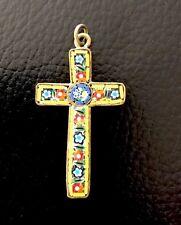 Hübsches Kreuz Mosaik zum Umhängen