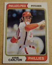 1974 Topps Set Break #95 Steve Carlton