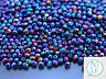 120+ Pieces Czech Glass 3mm Fire Polished Facelet Beads Jewelry Making 73 Colors