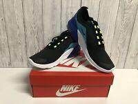 Women's Nike Air Max Motion 2 Black/Blue UK Size 6 EUR 39 Shoe Trainer New