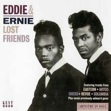 Eddie & Ernie - Lost Friends (CDKEND 214)