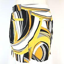 Ladies Loudmouth Golf Skirt Skort Womens Size 8