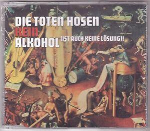Die Toten Hosen - Kein Alkohol (ist auch keine Lösung)! (Maxi-CD 2002) neu