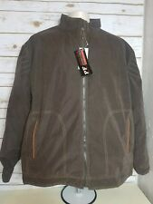 Pacific Flyer Outwear Men's XL Coat Style #MJ6016B New With Tags Chocolate color