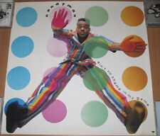CANDYMAN No Shame In My Game, orig Epic promotional poster, 1990, 24x24, EX, rap