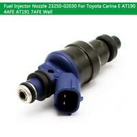 Nozzle Fuel Injector 23250-02030 For TOYOTA CARINA E (UKP) AT190 4AFE AT191 7AFE