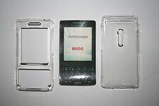 Crystal Case Klarsichtgehäuse für Sony Ericsson M600