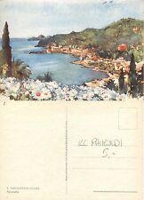S. Margherita Ligure - Panorama ILLUSTRATORE RAIMONDI (S-L XX174)