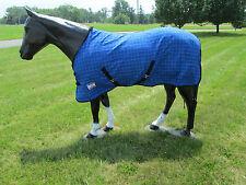 "New Thin Breathable  Summer Horse Sheet 60"""