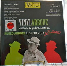 RENZO ARBORE L'ORCHESTRA ITALIANA VINYL ARBORE ONLY 496 COPIES LP MADE IN JAPAN