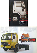 Buy Cargo Commercial Lorry Truck Manuals Literature Without