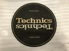 Technics SL1200 LTD GLD Gold Limited - Original Slipmat #eBayDonaPerTe
