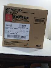 Microflex N86 Integra 8.0 Mil PF Nitrile Exam Glove, 50/Box, 10 Boxes/Case