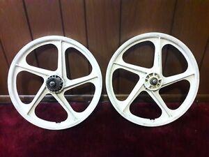 VTG Old School BMX Peregrine Master Mags Wheels Freewheel