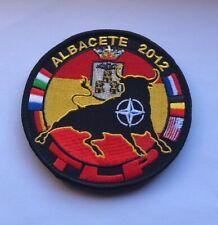PATCH ALBACETE 2012