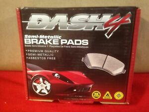 Disc Brake Pad-Semi Pads Rear Dash 4 Brake fits 01-03 Mazda Protege, #MD892