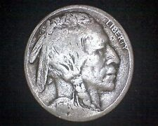 1916-S INDIAN HEAD BUFFALO NICKEL #15084