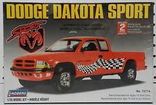 DAKOTA SPORT PICKUP TRUCK RAM 1995 DODGE BOYS MOPAR LINDBERG MODEL KIT