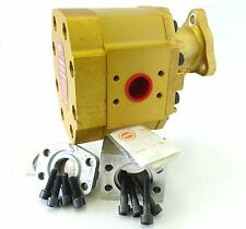 HPI P1BHP3031L30 SAPHIR Hydraulikpumpe Hydraulic Pump Alu + Flanschverschraubung