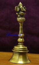 Tisch-Glocke Gahnesha Glocke Bronze