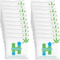 Humi-Smart 62% RH 2-Way Humidity Control Packet – 4 Gram 20 Pack