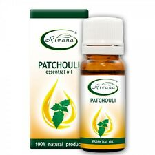 RIVANA Patchouli Essential Oil 100% Natural Aromatherapy *Soothes The Skin* 10ml