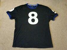 Vtg Tommy Hilfiger date 1985 black ringer t-shirt XXL