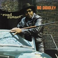 Bo Diddley - Road Runner + 2 Bonus Tracks [New Vinyl LP] Bonus Tracks, 180 Gram,