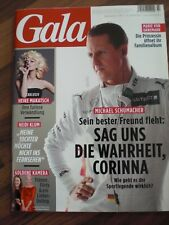 Gala Michael Schumacher Jennifer Lawrence Verona Pooth Michelle Hunziker Johnson