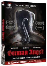 German Angst (Limited) (Dvd + Booklet) MIDNIGHT FACTORY