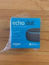 Amazon Echo Dot (3rd Gen) Smart Speaker - Charcoal
