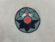 US ARMY Vietnam Patch Red cross Medic