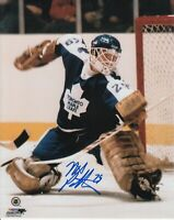 Mike Palmateer Toronto Maple Leafs Autographed Signed 8x10 Photo
