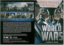 DVD World wars - Il mondo in fiamme History Channel - Cofanetto 3 DVD
