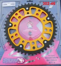 Supersprox Sprocket Honda CBR 1100 Xx, Cbr1100xx,Blackbird,302-46,Sprocket