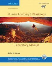 Human Anatomy and Physiology : Laboratory Manual by E. N. Marieb 8th Edition