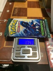 EX EMERALD Booster Pack Heavy? 17.43 g Pokémon