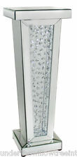 70 cm Astoria Mirror Floating Crystal Lamp Table Plant Stand Telephone Pillar